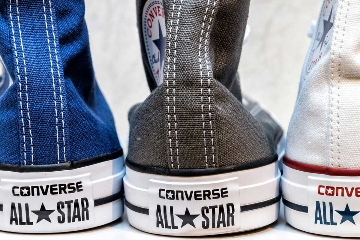 New Design Converse Shoes 2018